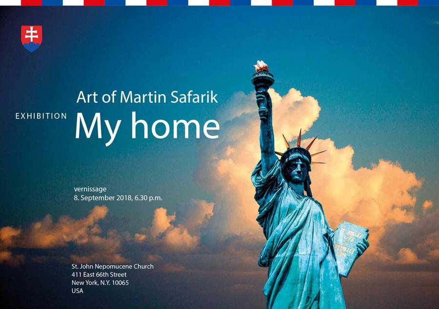 Art of Martin Safarik